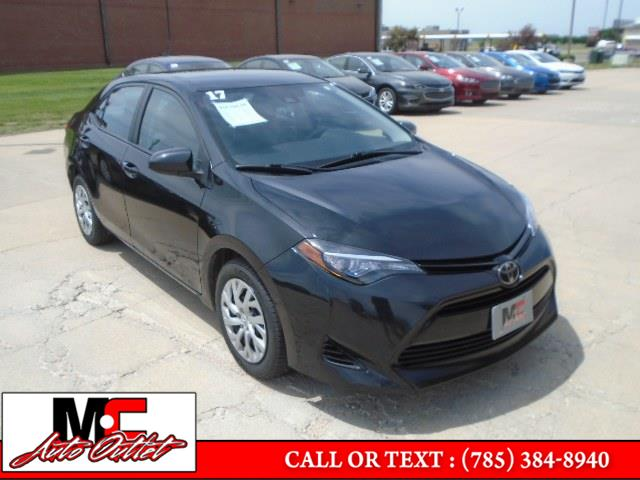Used 2017 Toyota Corolla in Colby, Kansas | M C Auto Outlet Inc. Colby, Kansas