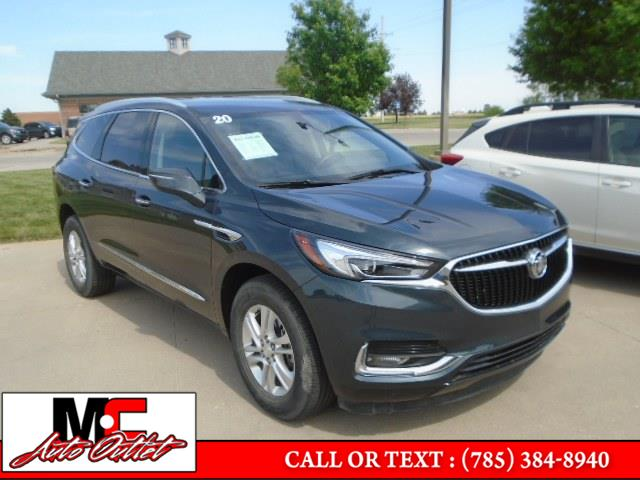 Used 2020 Buick Enclave in Colby, Kansas | M C Auto Outlet Inc. Colby, Kansas