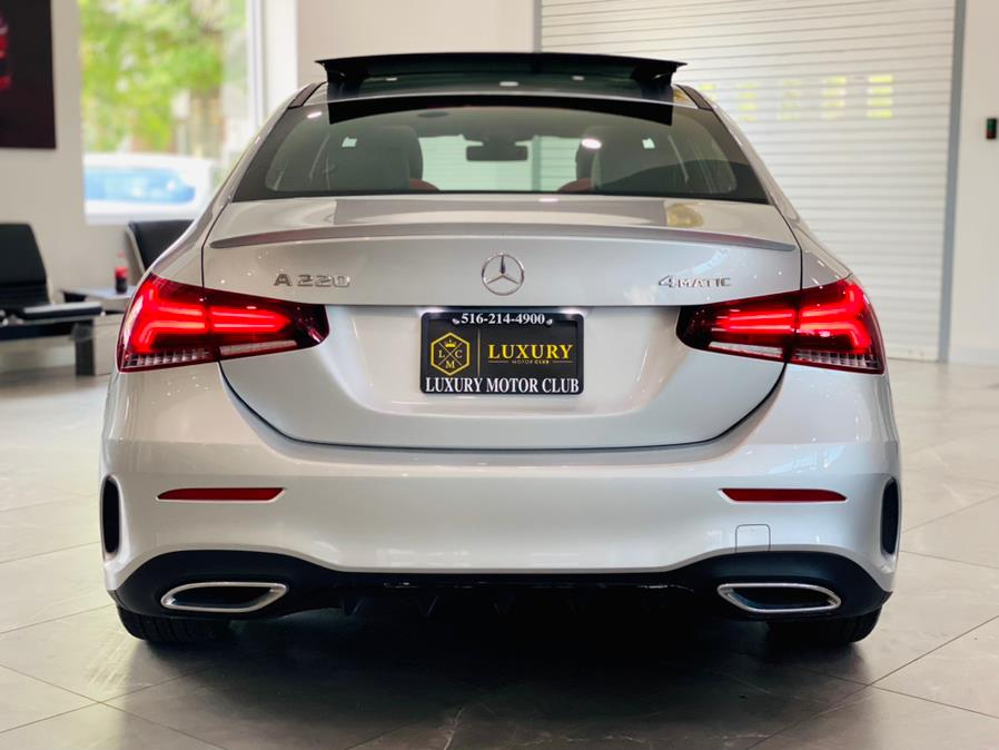 Used Mercedes-Benz A-Class A 220 4MATIC Sedan 2020 | C Rich Cars. Franklin Square, New York