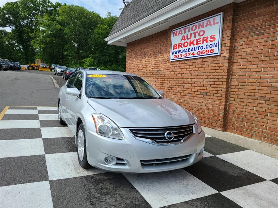 Used Nissan Altima 4dr Sdn 2.5 S 2011 | National Auto Brokers, Inc.. Waterbury, Connecticut