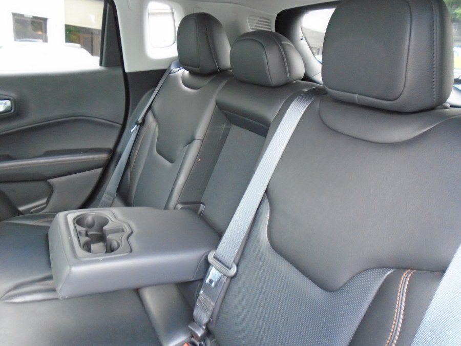 Used Jeep Compass Limited 4x4 2018 | Jim Juliani Motors. Waterbury, Connecticut