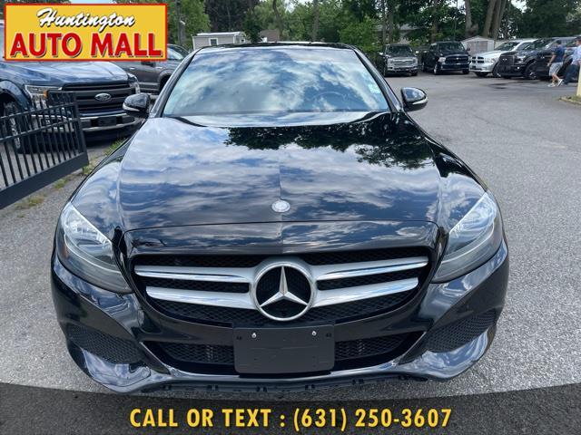 Used Mercedes-Benz C-Class 4dr Sdn C 300 Luxury 4MATIC 2015 | Huntington Auto Mall. Huntington Station, New York