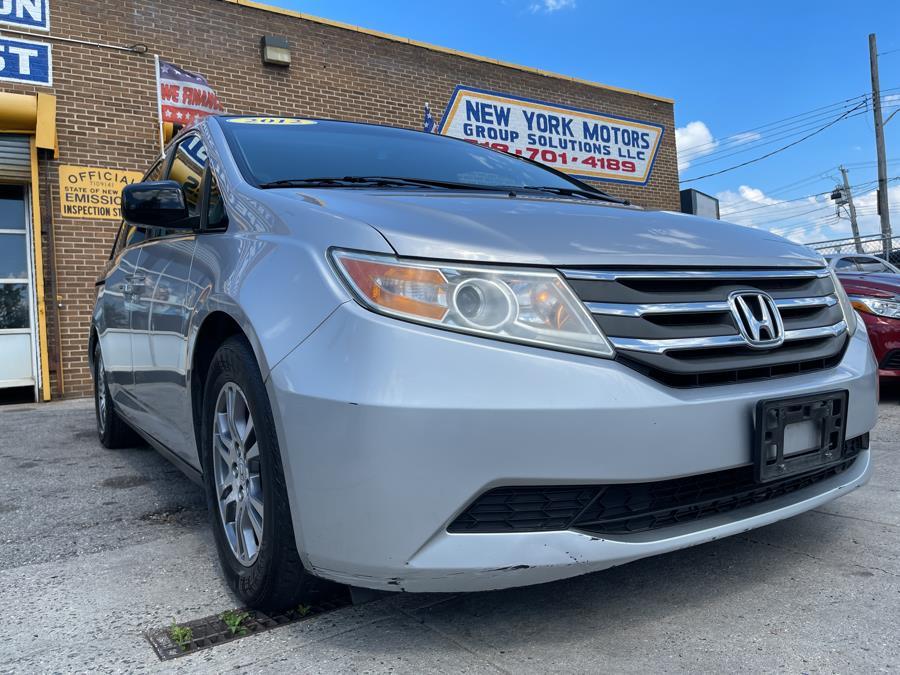 Used Honda Odyssey 5dr EX-L w/Navi 2012 | New York Motors Group Solutions LLC. Bronx, New York