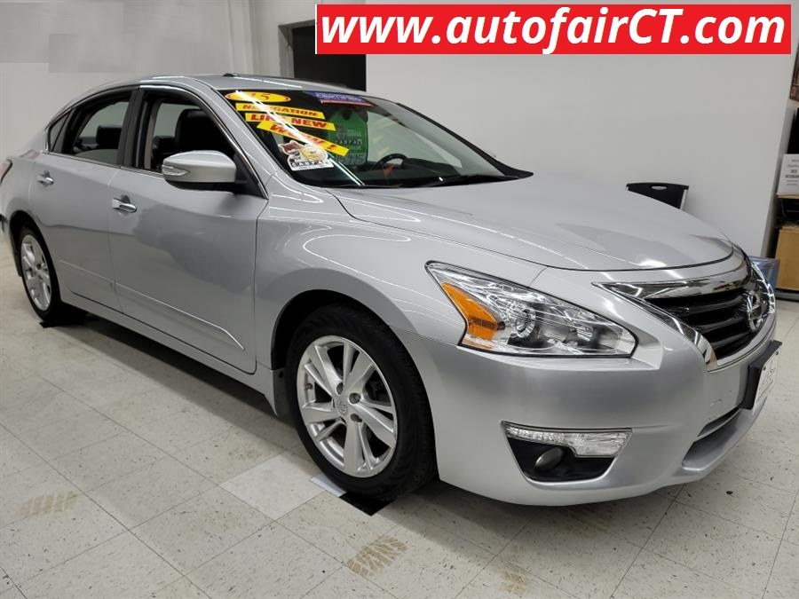 Used 2015 Nissan Altima in West Haven, Connecticut