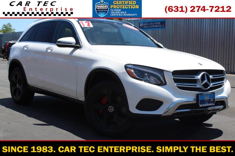 Used Mercedes-Benz GLC GLC 300 4MATIC SUV 2017 | Car Tec Enterprise Leasing & Sales LLC. Deer Park, New York