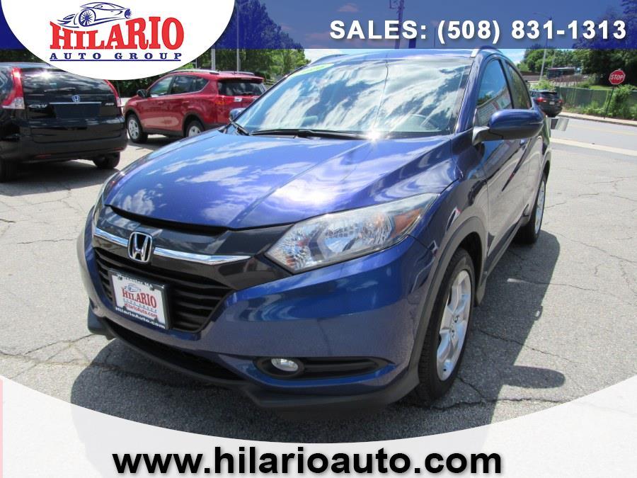 Used 2016 Honda HR-V in Worcester, Massachusetts | Hilario's Auto Sales Inc.. Worcester, Massachusetts