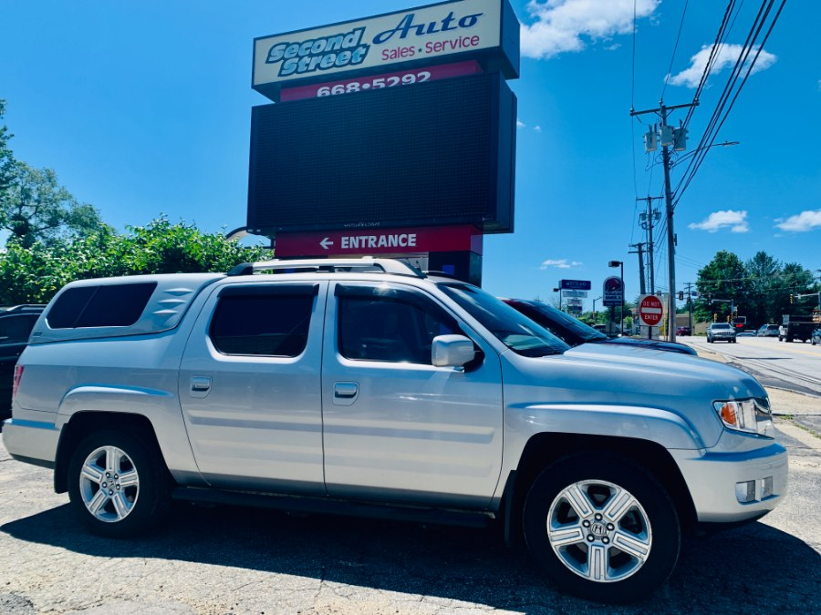 Used 2010 Honda Ridgeline in Manchester, New Hampshire | Second Street Auto Sales Inc. Manchester, New Hampshire