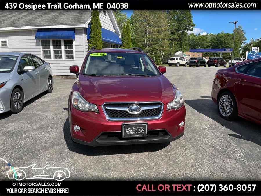 Used 2014 Subaru XV Crosstrek in Gorham, Maine | Ossipee Trail Motor Sales. Gorham, Maine