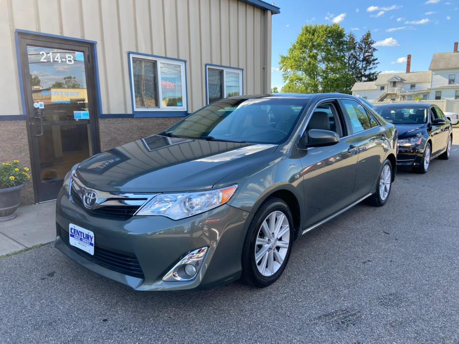 Used 2012 Toyota Camry in East Windsor, Connecticut | Century Auto And Truck. East Windsor, Connecticut