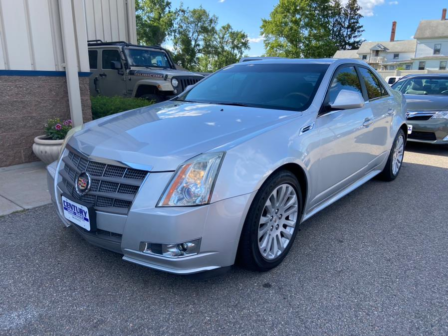 Used 2010 Cadillac CTS Sedan in East Windsor, Connecticut | Century Auto And Truck. East Windsor, Connecticut