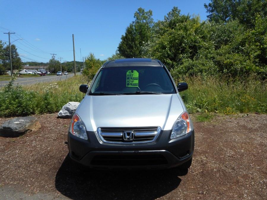 Used Honda CR-V 4WD EX Auto 2002 | Wholesale Motorcars LLC. Newington, Connecticut