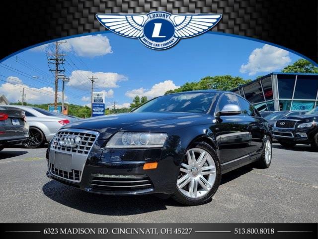 Used 2011 Audi S6 in Cincinnati, Ohio | Luxury Motor Car Company. Cincinnati, Ohio