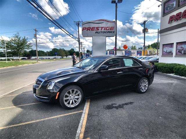 Used Cadillac Ats 2.0L Turbo 2017   Prestige Auto Cars LLC. New Britain, Connecticut