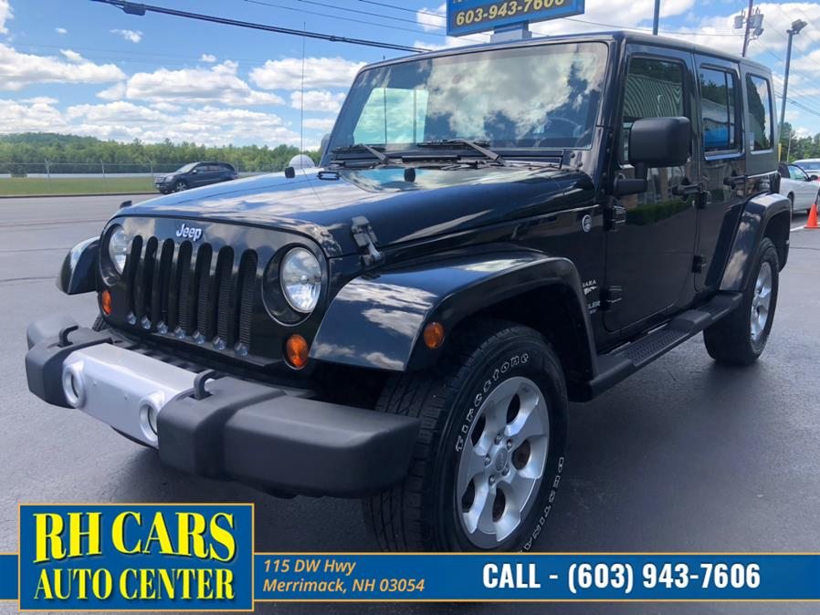 Used 2008 Jeep Wrangler in Merrimack, New Hampshire | RH Cars LLC. Merrimack, New Hampshire