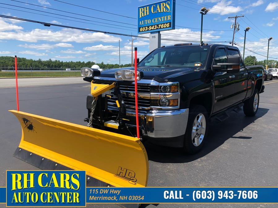 Used 2018 Chevrolet Silverado 2500HD in Merrimack, New Hampshire | RH Cars LLC. Merrimack, New Hampshire