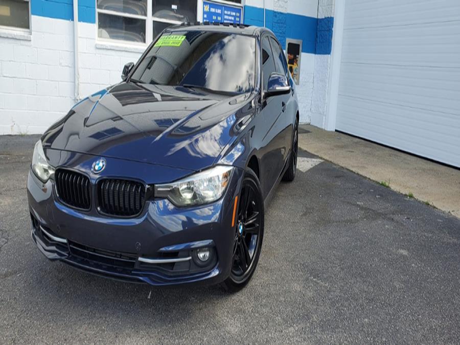 Used 2016 BMW 3 Series in Brockton, Massachusetts | Capital Lease and Finance. Brockton, Massachusetts