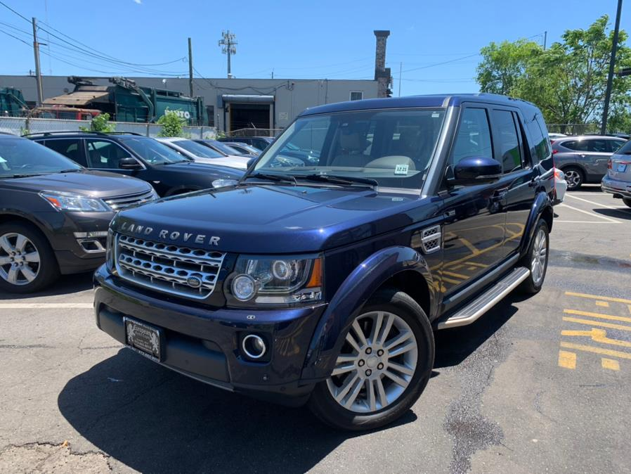 Used Land Rover LR4 4WD 4dr HSE LUX *Ltd Avail* 2016   European Auto Expo. Lodi, New Jersey