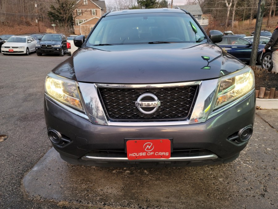 Used Nissan Pathfinder 4WD 4dr S 2014 | House of Cars CT. Meriden, Connecticut