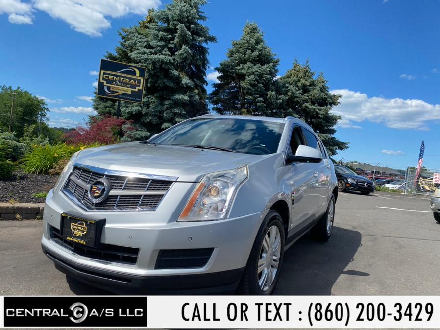 Used Cadillac SRX AWD 4dr Luxury Collection 2010 | Central A/S LLC. East Windsor, Connecticut