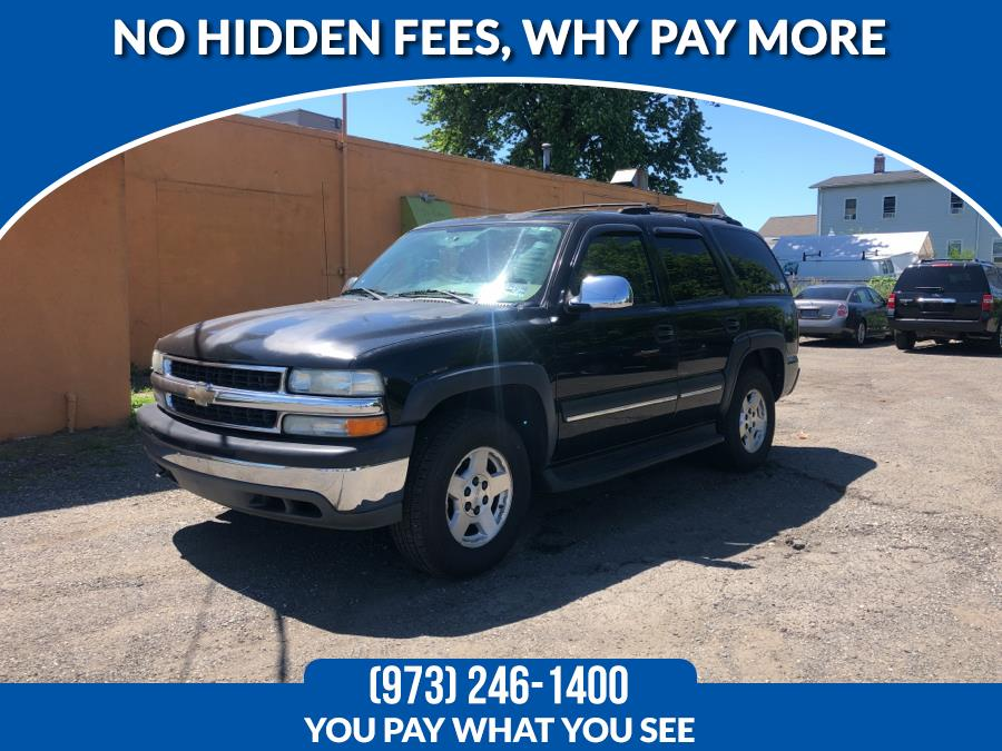 Used 2004 Chevrolet Tahoe in Lodi, New Jersey | Route 46 Auto Sales Inc. Lodi, New Jersey