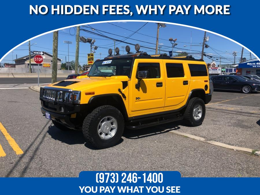 Used 2003 HUMMER H2 in Lodi, New Jersey | Route 46 Auto Sales Inc. Lodi, New Jersey