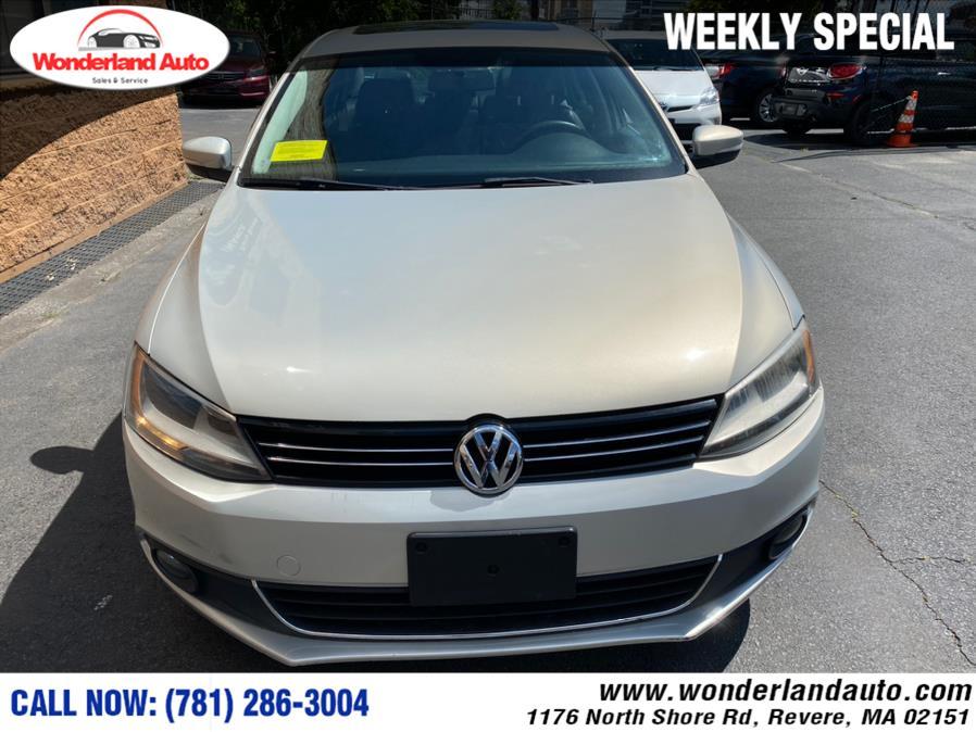 Used 2011 Volkswagen Jetta Sedan in Revere, Massachusetts | Wonderland Auto. Revere, Massachusetts