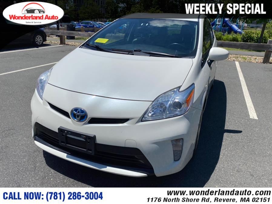 Used 2013 Toyota Prius in Revere, Massachusetts | Wonderland Auto. Revere, Massachusetts
