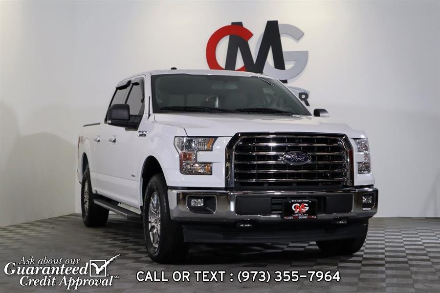 Used Ford F-150 XLT 2017 | City Motor Group Inc.. Haskell, New Jersey