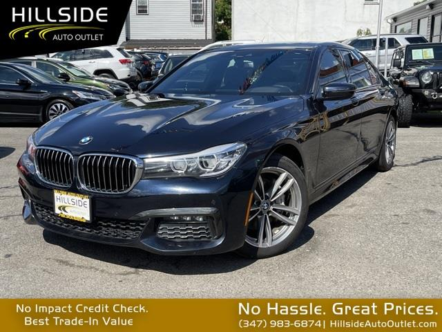 Used BMW 7 Series 740i xDrive 2019   Hillside Auto Outlet. Jamaica, New York