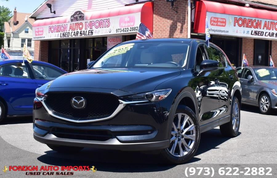 Used 2019 Mazda CX-5 in Irvington, New Jersey   Foreign Auto Imports. Irvington, New Jersey