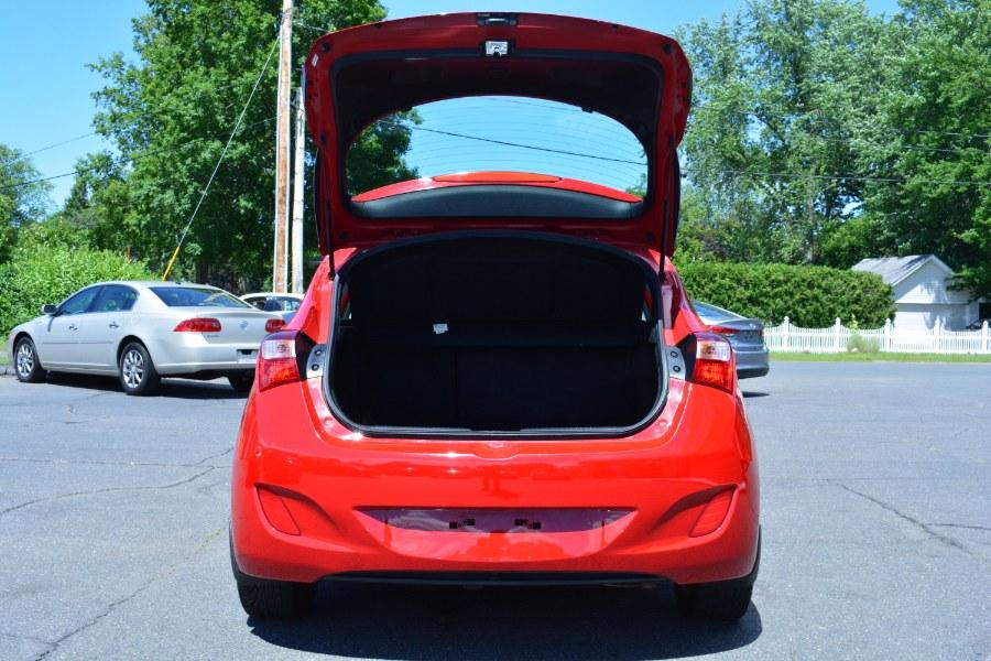 Used Hyundai Elantra GT 5dr HB Man 2013   Longmeadow Motor Cars. ENFIELD, Connecticut