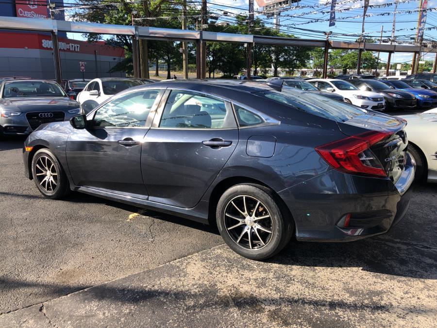 Used Honda Civic Sedan EX CVT 2017   Champion Auto Sales Of The Bronx. Bronx, New York