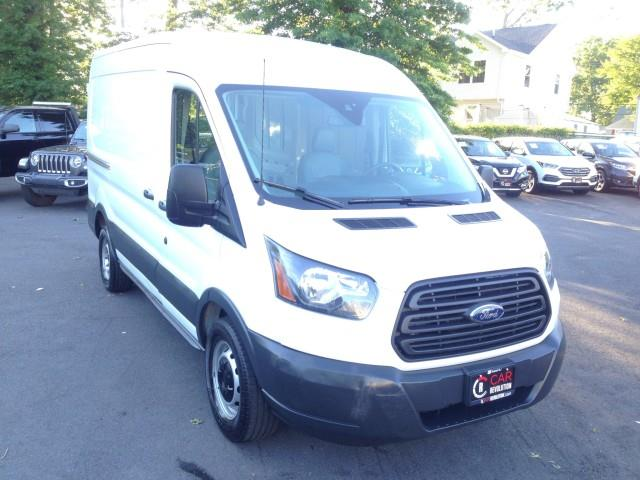 Used Ford T-150 Transit Cargo Van w/ rearCam 2018   Car Revolution. Maple Shade, New Jersey