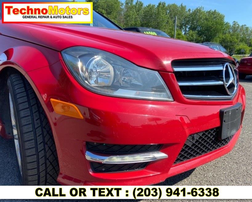 Used Mercedes-Benz C-Class 4dr Sdn C300 Luxury 4MATIC 2014 | Techno Motors . Danbury , Connecticut