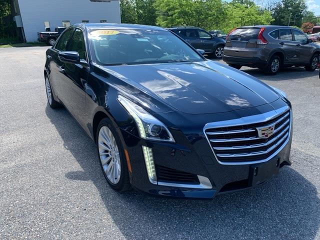 Used Cadillac Cts 3.6L Premium 2017   Sullivan Automotive Group. Avon, Connecticut