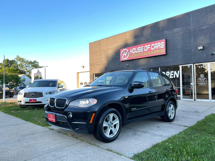 Used BMW X5 AWD 4dr 35i Premium 2012 | House of Cars CT. Meriden, Connecticut