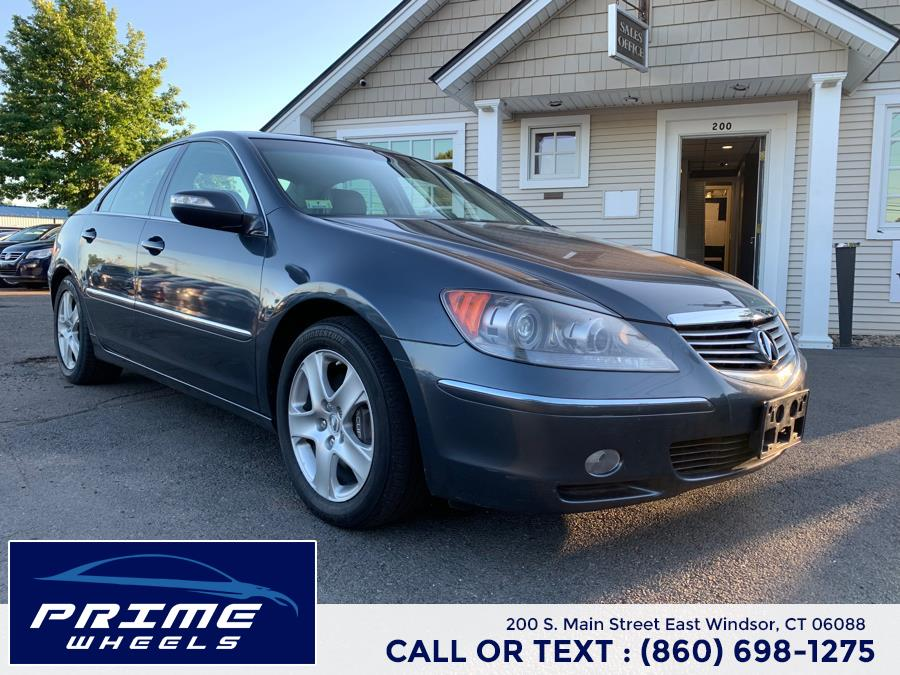 Used 2008 Acura RL in East Windsor, Connecticut | Prime Wheels. East Windsor, Connecticut