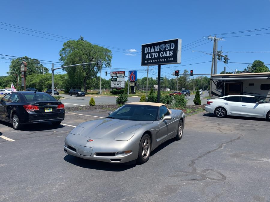 Used Chevrolet Corvette 2dr Convertible 1998 | Diamond Auto Cars LLC. Vernon, Connecticut