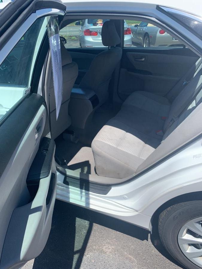 Used Toyota Camry 4dr Sdn I4 Auto LE (Natl) 2016   Diamond Auto Cars LLC. Vernon, Connecticut