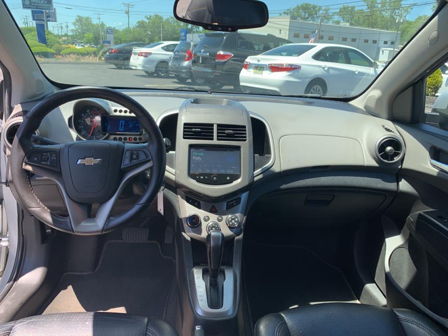 Used Chevrolet Sonic 5dr HB Auto LTZ 2016   Diamond Auto Cars LLC. Vernon, Connecticut