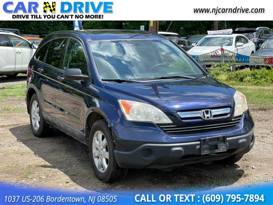 Used Honda Cr-v EX 4WD AT 2007   Car N Drive. Bordentown, New Jersey