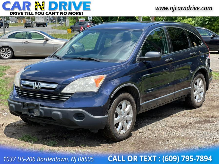 Used Honda Cr-v EX 4WD AT 2007 | Car N Drive. Bordentown, New Jersey