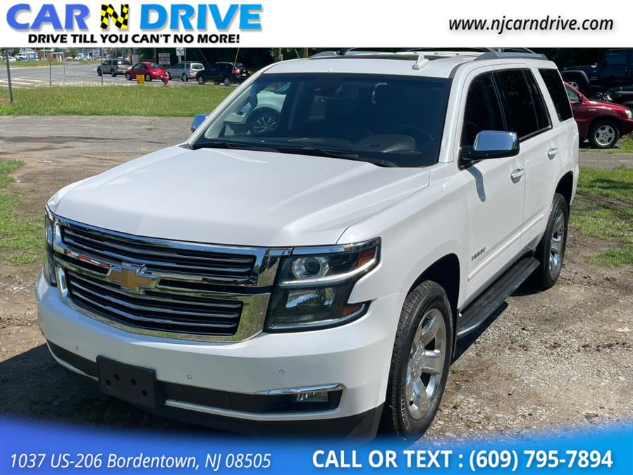 Used Chevrolet Tahoe Premier 4WD 2018 | Car N Drive. Bordentown, New Jersey