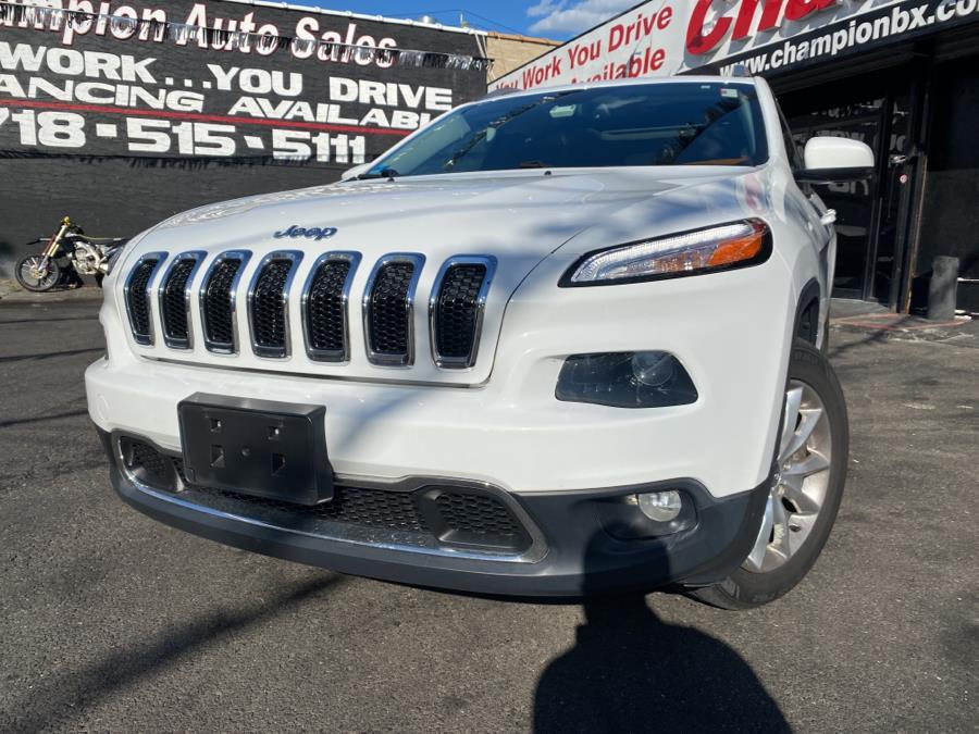 Used 2014 Jeep Cherokee in Bronx, New York | Champion Auto Sales. Bronx, New York