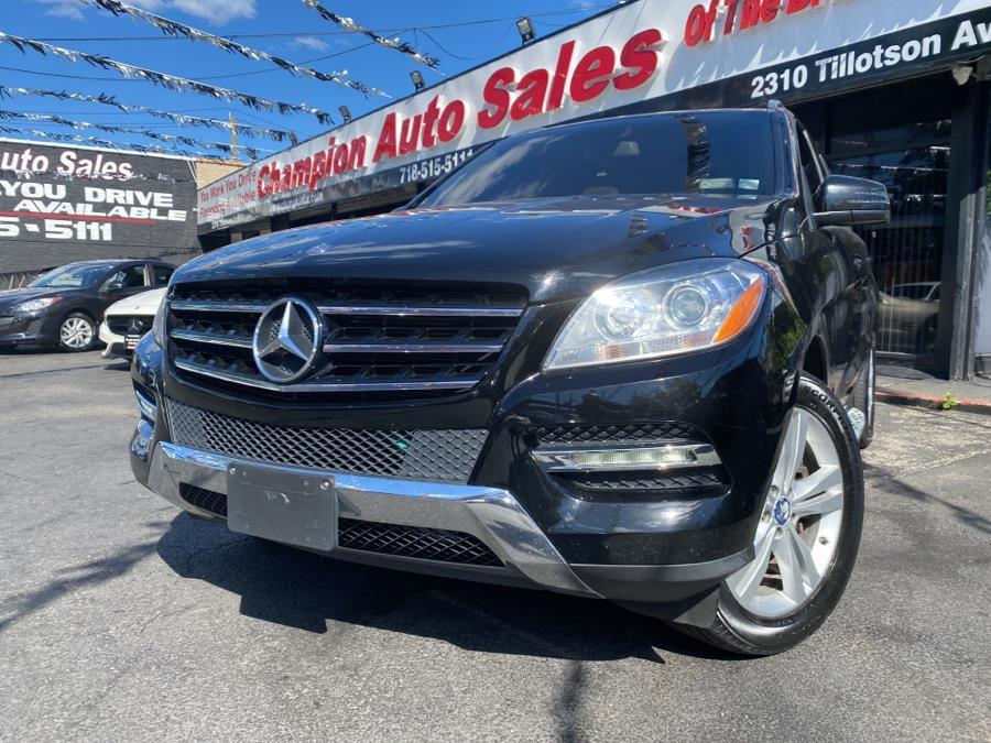 Used 2013 Mercedes-Benz M-Class in Bronx, New York | Champion Auto Sales. Bronx, New York
