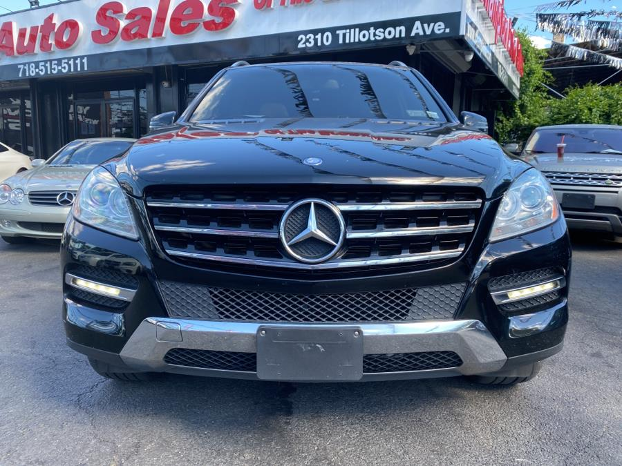 Used Mercedes-Benz M-Class 4MATIC 4dr ML350 2013 | Champion Auto Sales. Bronx, New York