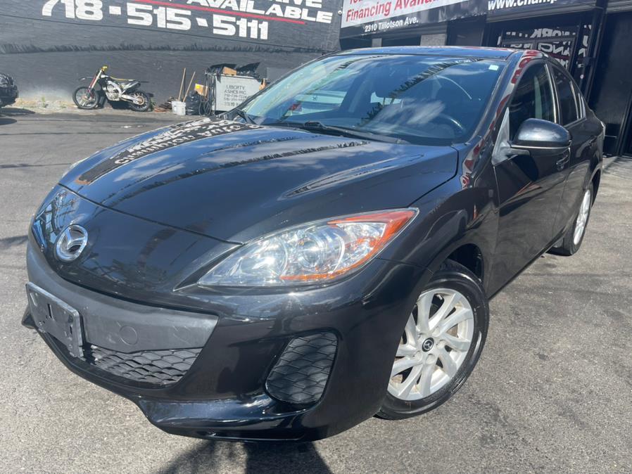 Used 2013 Mazda Mazda3 in Bronx, New York | Champion Auto Sales. Bronx, New York