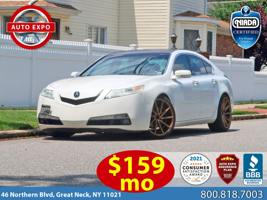 Used Acura Tl 3.5 2011 | Auto Expo Ent Inc.. Great Neck, New York