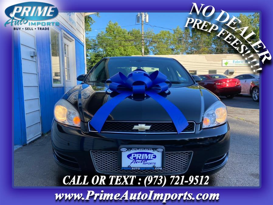 Used Chevrolet Impala 4dr Sdn LS Fleet 2012 | Prime Auto Imports. Bloomingdale, New Jersey