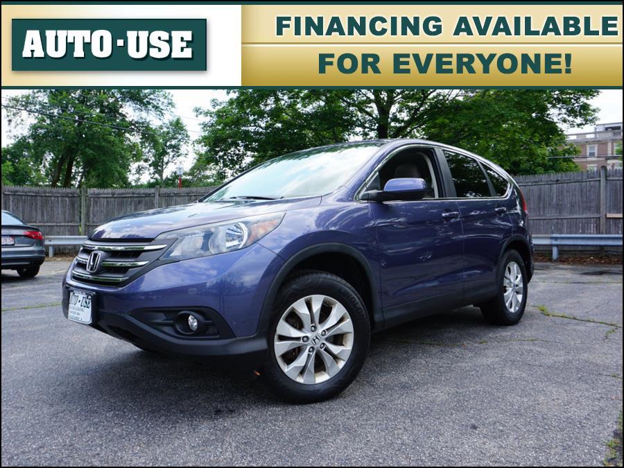 Used Honda Cr-v EX 2012 | Autouse. Andover, Massachusetts
